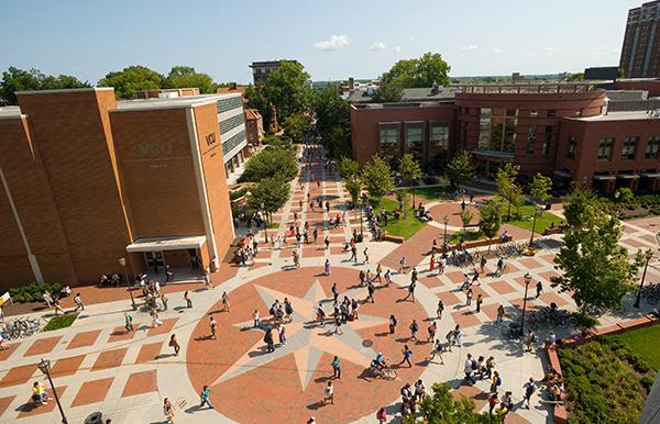 VCU-campus